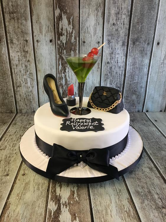 maladies birthday cake fashion