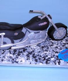 Ref Harley Davidson cake
