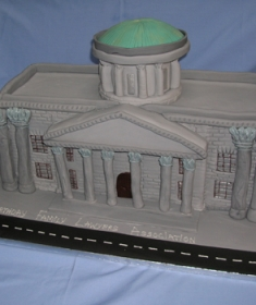 Four Courts Cake