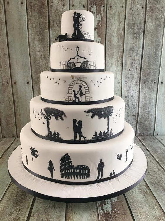 Extra Large Wedding Cakes Amazing Cakes Irish Wedding Cakes Based In Dublin Ireland