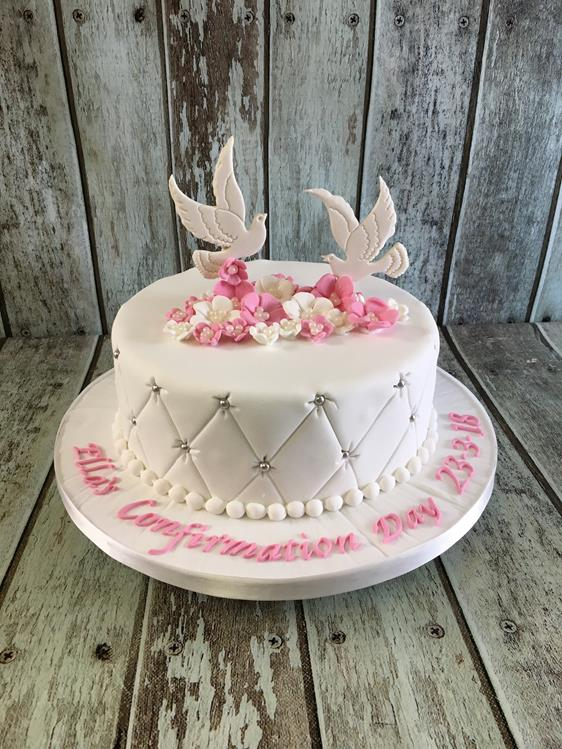 Communion Confirmation Amazing Cakes Irish Wedding Cakes