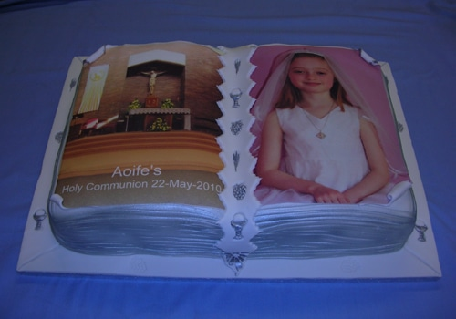 Ref Aoife,s Communion Day