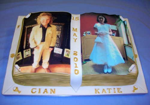 Ref Cian and Katie Communion