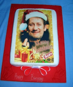 Shane McGowan Birthday Cake
