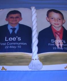 Ref Lee and Scott,s Communion