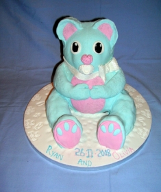 lg_3d Teddy cake