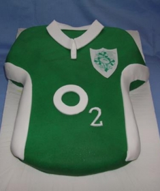 lg_Ireland Rugby Jersey cake (Copy)