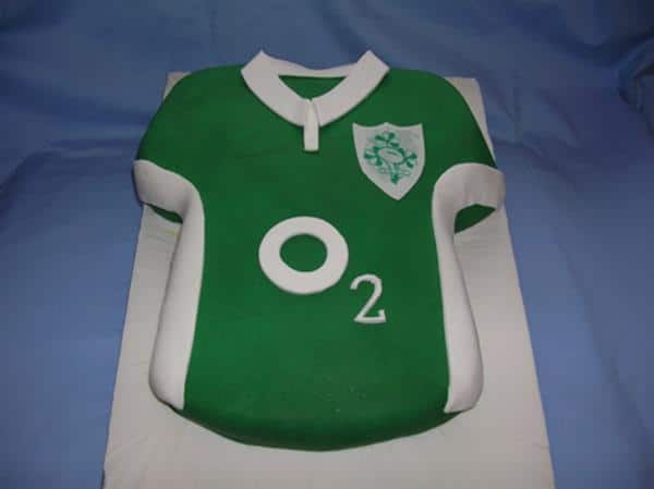 lg_Ireland Rugby Jersey cake (Copy)