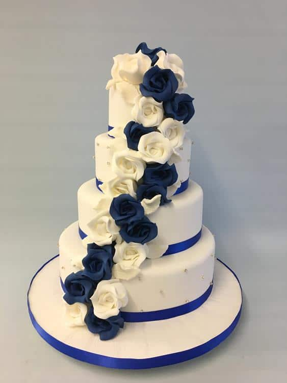 Beautiful Wedding Cake Designs