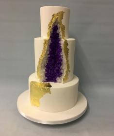 Geode Wedding Cake (Copy)