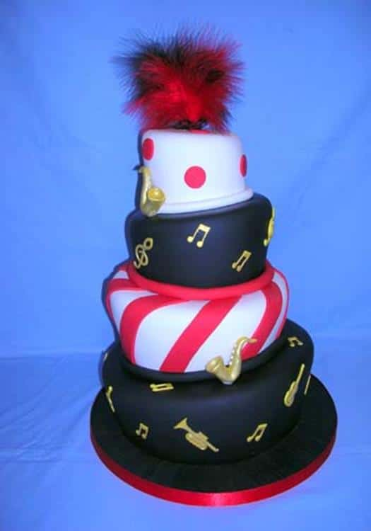 lg_Jazz topsy turvey wedding cake (Copy)