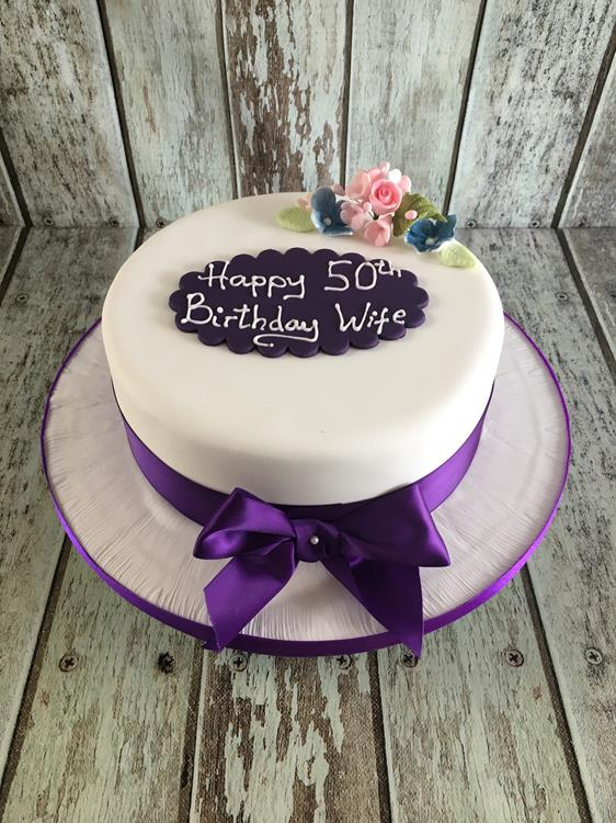 Birthday Cake Wife