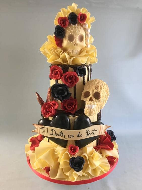 Chocolate Wedding Cakes Amazing Cakes Irish Wedding