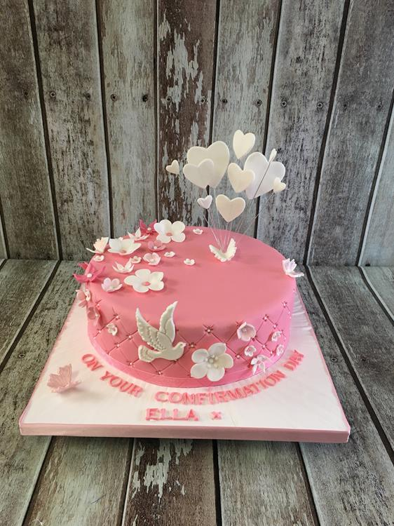 Confirmation Cakes For Girls Confirmation cake t